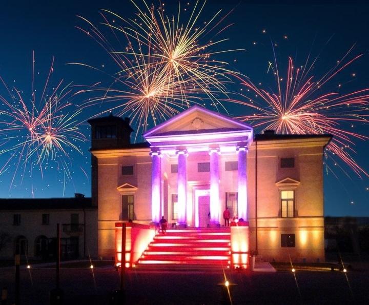 Capodanno Ristorante Tre Grazie Villa Bonin Vicenza Foto