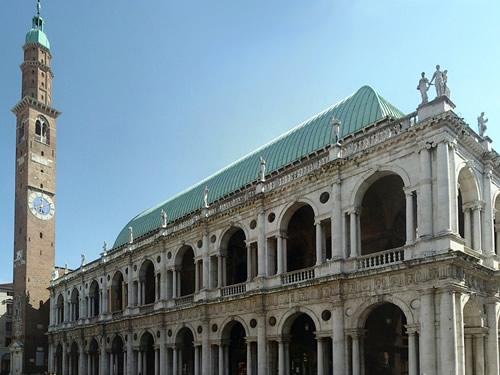 Vicenza Turismo monumenti